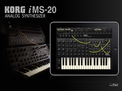 Screenshot #1 for KORG iMS-20