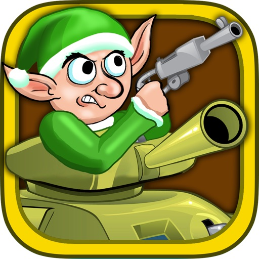 Battle of Elves Game : Fun missile defence games against magic birds