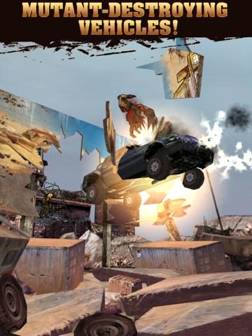 Mutant Roadkill-ipad-1