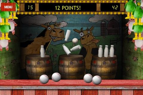Spill Da' Milk™ – The Classic Boardwalk Game of Bottle Toss