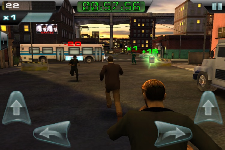 IN TIME - The Game screenshot-3