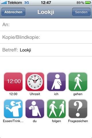 lookjiScreenshot von 2