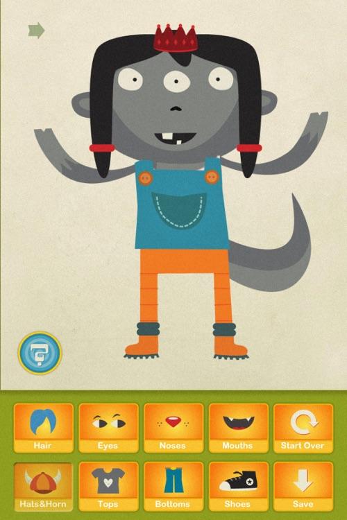 Dibu's Monster Maker