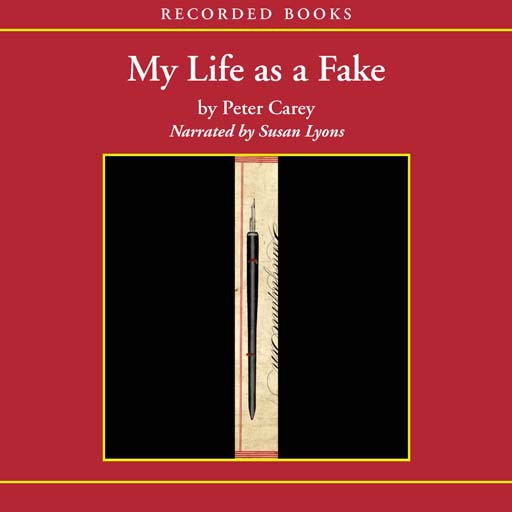 My Life as a Fake (Audiobook)