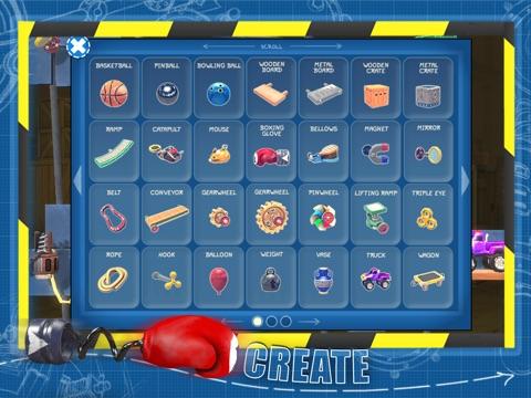 Crazy Machines Golden Gears для iPad