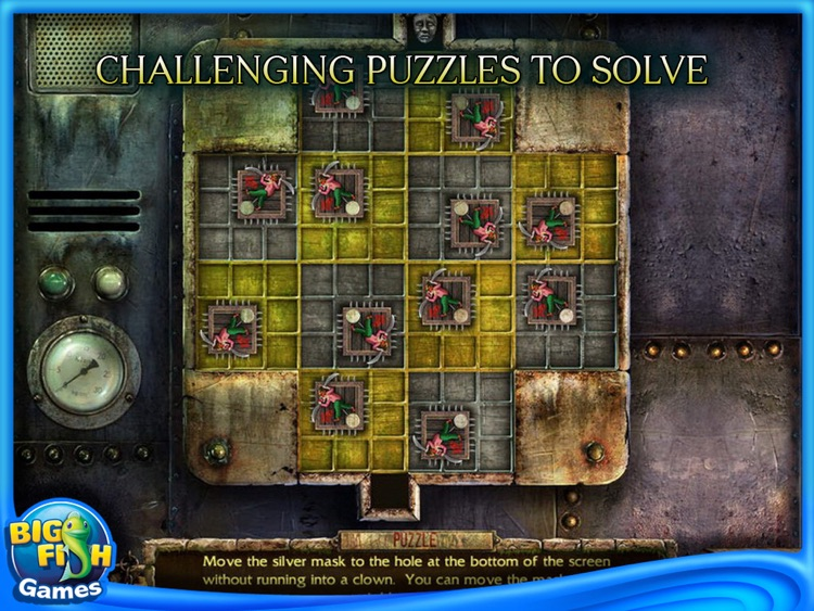 Stray Souls: Dollhouse Story - Collector's Edition HD screenshot-3