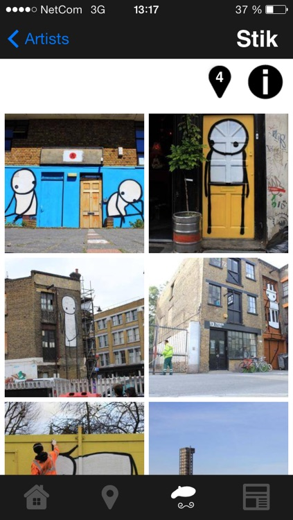 Street Art London screenshot-2