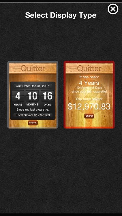 Quitter screenshot-3