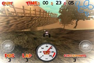 DreamRace 4x4 Free screenshot four