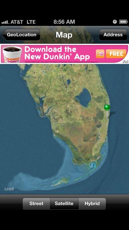 GeoLocation screenshot-3