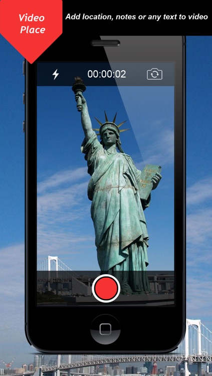 InstaPlace - Add Place, Notes, Events, Location to Videos