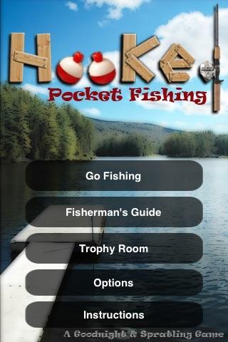 Hooked: Pocket Fishing screenshot-4