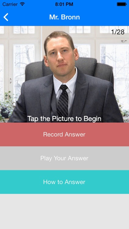Job Interview Questions App by SimuGator
