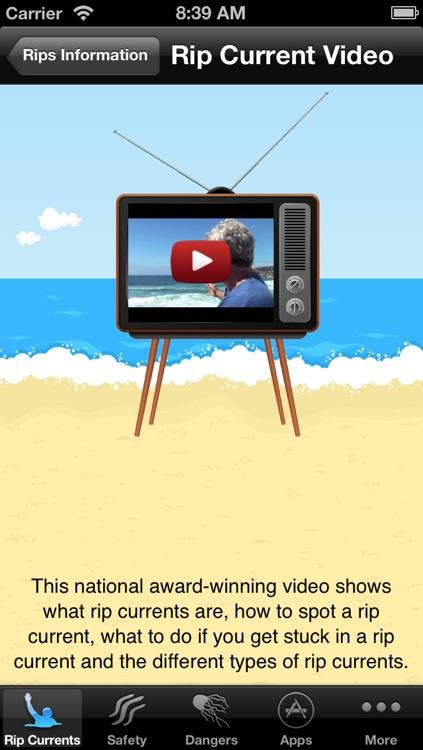 Beach Safety screenshot-4