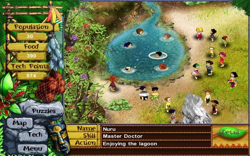 Virtual Villagers - A New Home screenshot 4