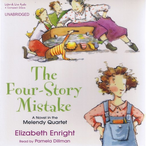 The Four-Story Mistake: (Audiobook)