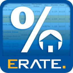 Mortgage Rates, Credit Card Rates and Mortgage Calculator for iPad