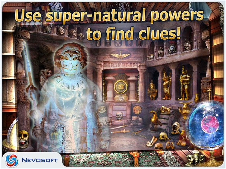 Pirate Adventures HD lite: hidden object game