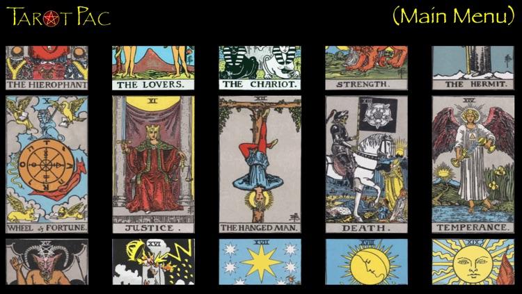 TarotPac Tarot Cards