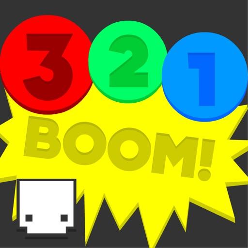 3 2 1 BOOM!