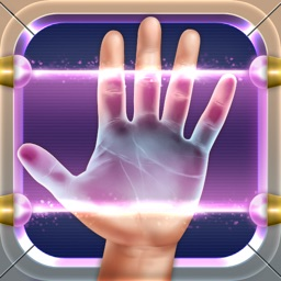 Palm Reading Booth - Just like Horoscopes and Tarot Cards for your hand!