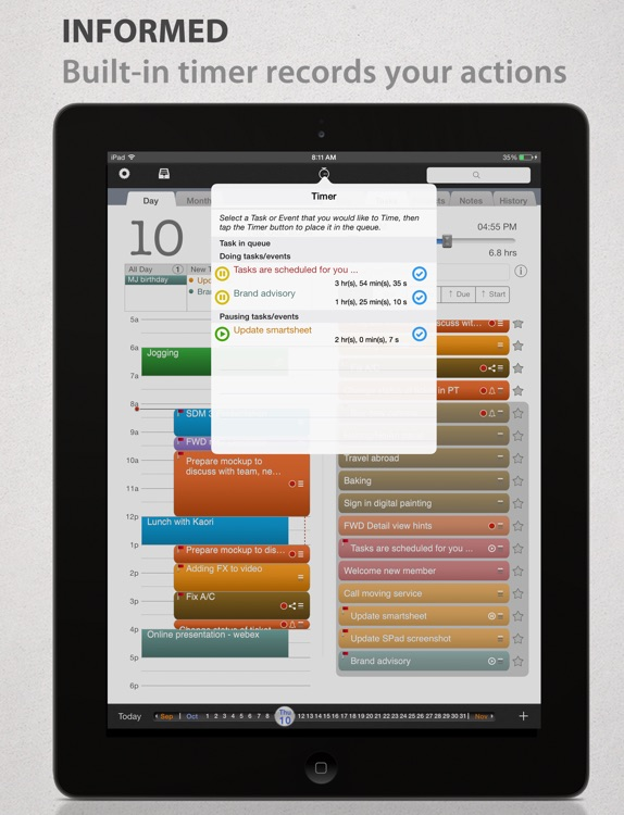 SmartPad Organizer screenshot-4