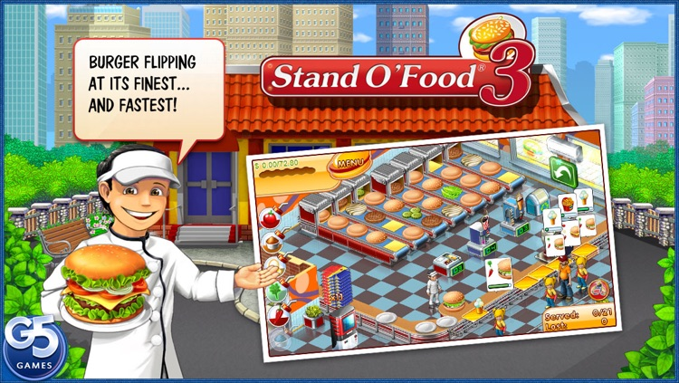 Stand O'Food® 3 screenshot-0