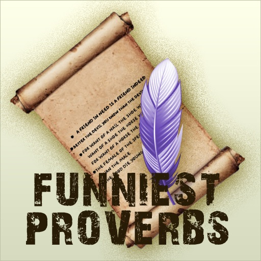 Fun Proverbs