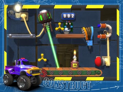 Crazy Machines Golden Gears на iPad