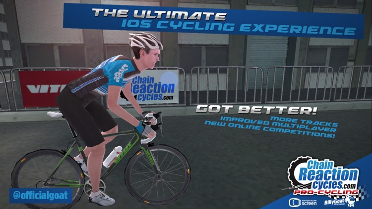 CRC Pro-Cycling screenshot-0