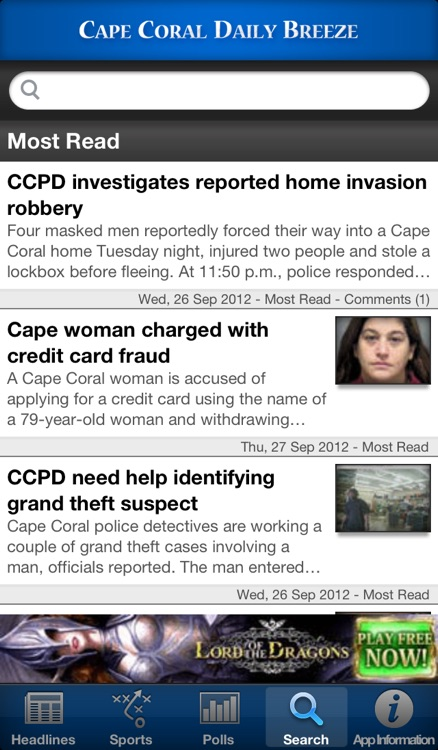 Cape Coral Daily Breeze screenshot-4