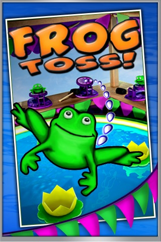 Frog Toss! Cheat Codes