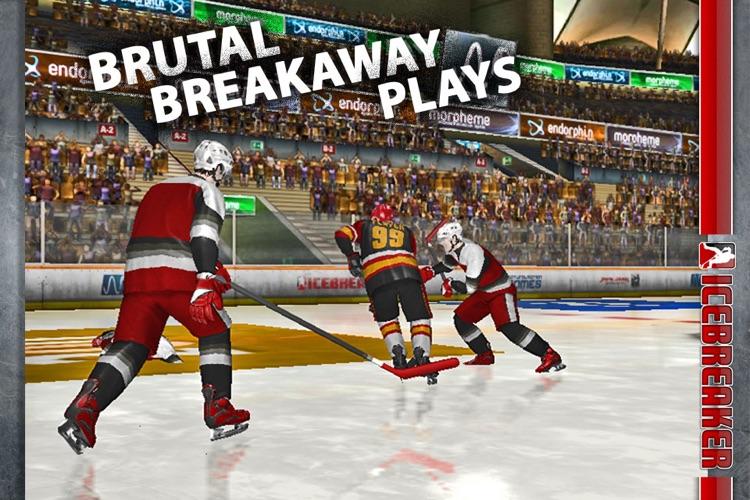 Icebreaker Hockey™ screenshot-4