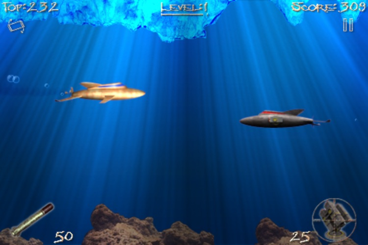 Submarine screenshot-1