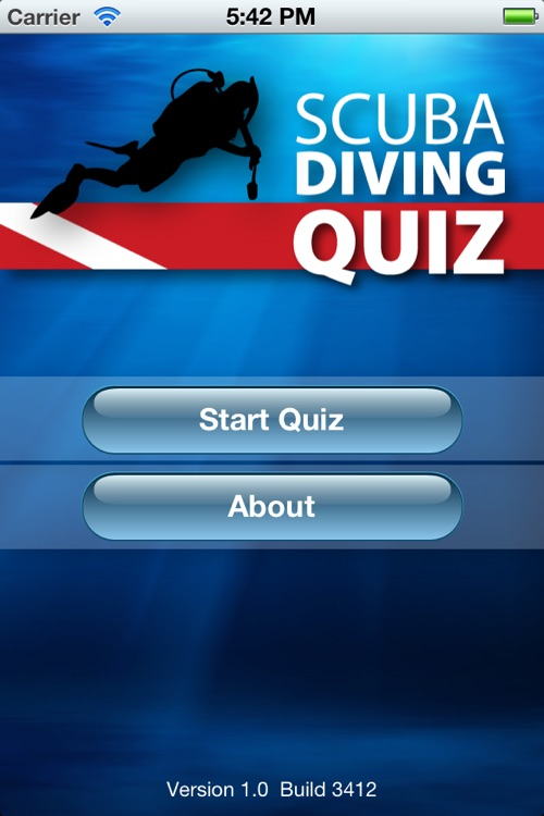 ScubaQuiz screenshot-0