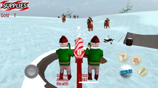 Aaargh! Santa vs Zombie Pirates-0