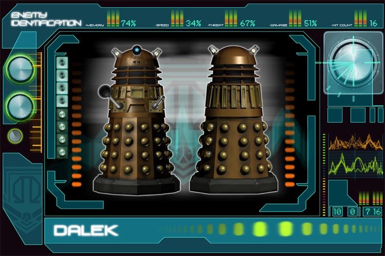 Doctor Who: Cleric Wars screenshot-3