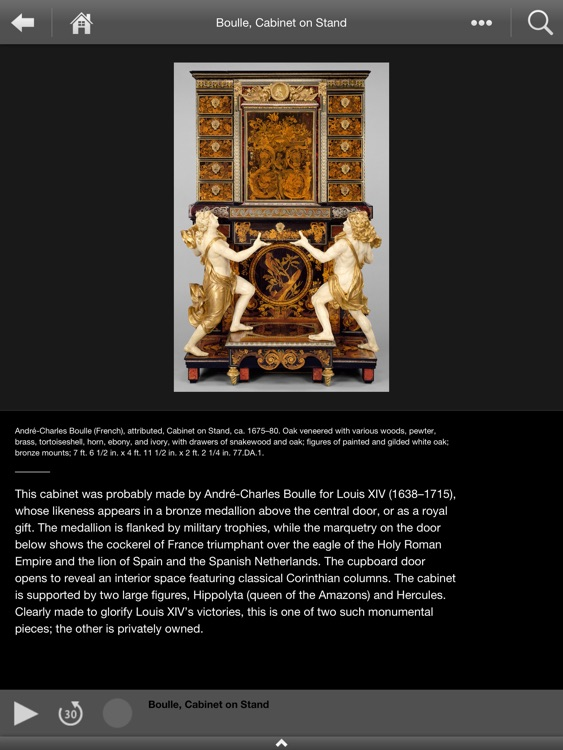 The J. Paul Getty Museum Highlights of the Collections HD for iPad screenshot-3