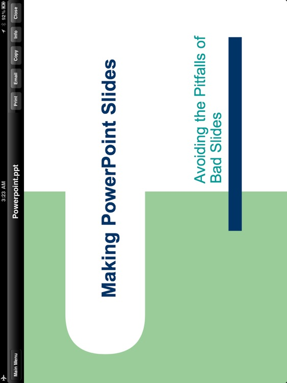 Printing for iPad screenshot-4