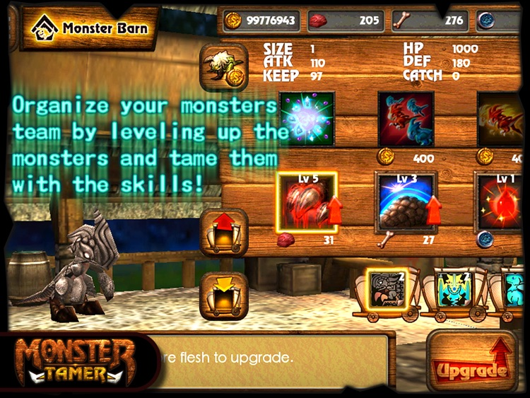 Monster Tamer HD screenshot-3