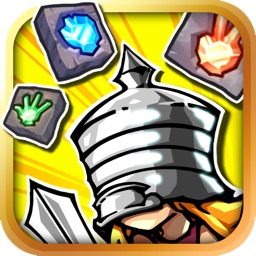 Dungeon Block: Girl, Rescues Knight!