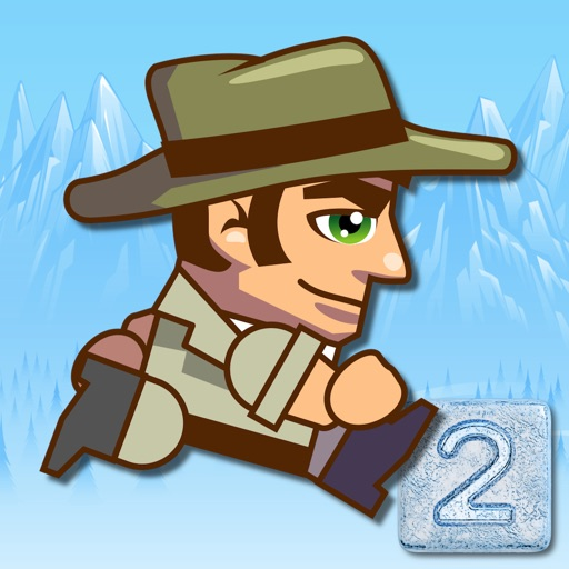 Jumping Dr. Tap 2: New Fire on the Ice Age Star World - Free Edition for iPad, iPhone and iPod