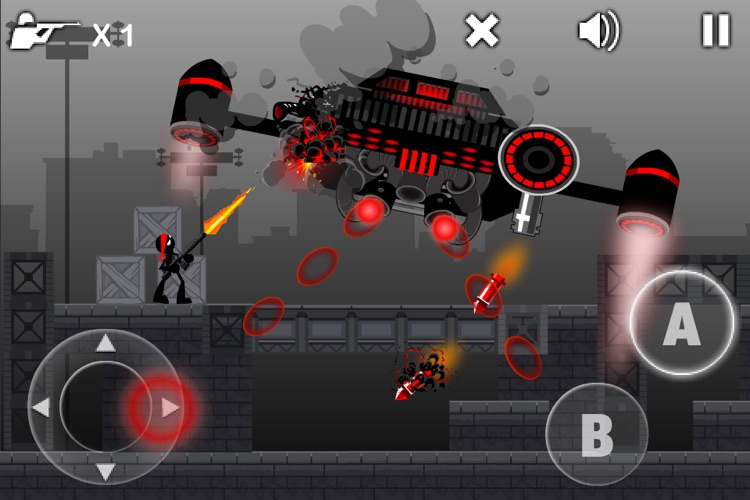 Iron Commando Pro screenshot-2