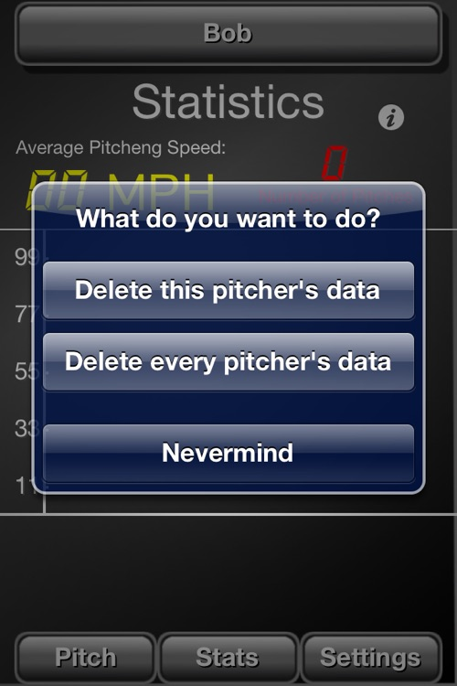 Pitch Radar Gun screenshot-4