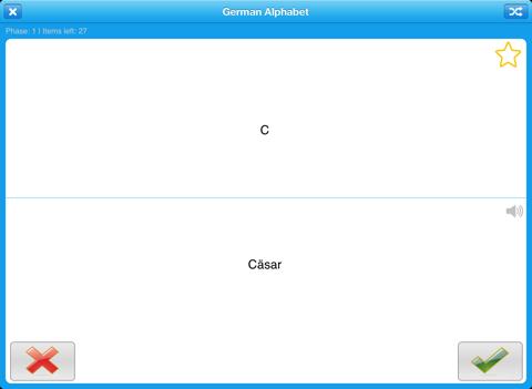 Скриншот из Telephone Alphabet