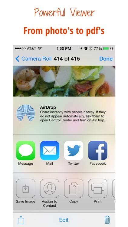 Secure Filebox screenshot-4