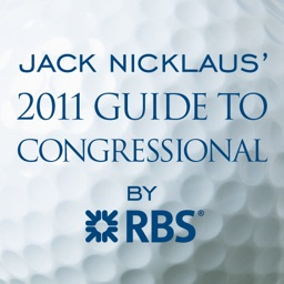 Jack Nicklaus' 2011 Guide to Congressional Sponsored by Royal Bank of Scotland, RBS