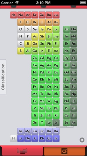 Mild elemints free periodic table on the app store screenshots urtaz Images