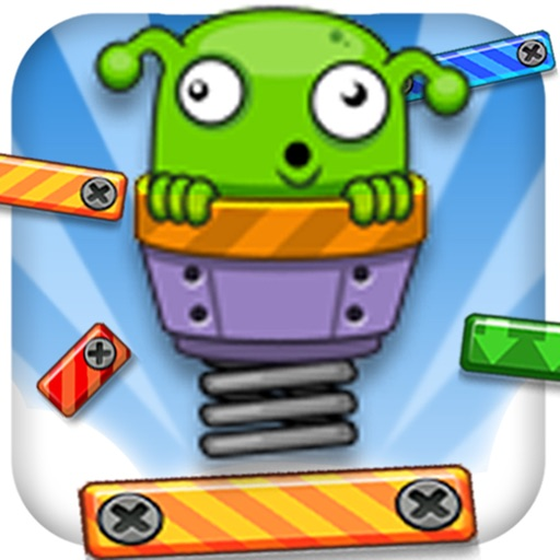 Alien Jump - Highly Addictive