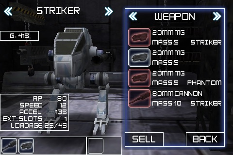 MetalWars Lite screenshot-1